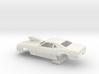 1/16 Pro Mod 68 Camaro With Scoop 3d printed