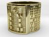 IWORIBOGBE Ring Size 11-13 3d printed