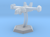Mecha- Blitz LAM (1/937th) Aerofighter 3d printed