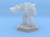 Mecha- Blitz LAM (1/937th) Mech 3d printed