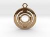 "Rotating keychain ""Orbit"" 3d printed"