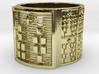 ODIROSO Ring Size 13.5 3d printed