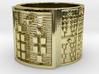 ODIBARA Ring Size 13.5 3d printed