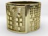 ODIBARA Ring Size 14 3d printed