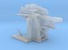 1/150 USN 5 inch Loading Machine Port 3d printed