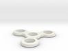 Basic 3 Section Spinner 3d printed