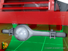 M14 Halftrack conversion (1/35) 3d printed M14 gun tractor/personnel carrier - front axle