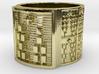 IROSOSHE Ring Size 13.5 3d printed