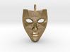 Mask Pendant 3d printed