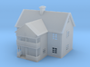 Emadalen Water Tower House Z Scale 3d printed Emadalen Water tower House Z scale