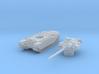 Centurion tank Late (British) 1/200 3d printed