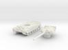Centurion tank Late (British) 1/144 3d printed