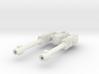Alpha Lion's Turret 3d printed