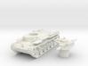 Chi-Ha Tank (Japan)  1/87 3d printed