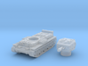 Centaur IV Tank (British) power 1/200 3d printed