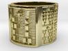 OGUNDATETURA Ring Size 14 3d printed