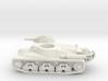 Hotchkiss tank (French) 1/100 3d printed