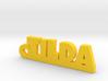 TILDA Keychain Lucky 3d printed