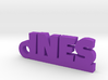 INES Keychain Lucky 3d printed