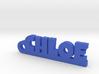 CHLOE Keychain Lucky 3d printed