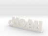NOAH Keychain Lucky 3d printed