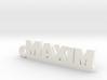 MAXIM Keychain Lucky 3d printed