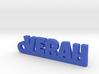 VERAH Keychain Lucky 3d printed