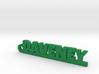 DAVENEY Keychain Lucky 3d printed