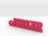 JERKER Keychain Lucky 3d printed