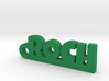 ROCH Keychain Lucky 3d printed