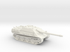 Jagdpanther tank (Germany) 1/87 3d printed