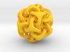 Interlocking Ball based on Icosahedron 3d printed