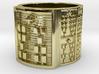 IKATRUPON Ring Size 11-13 3d printed