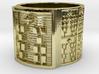IKAFUN Ring Size 13.5 3d printed