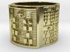 OTRUPONBIRETE Ring Size 13.5 3d printed