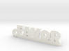 FAVOR Keychain Lucky 3d printed