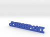 PIERREPONT Keychain Lucky 3d printed