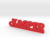 KASPER Keychain Lucky 3d printed