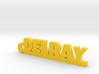 DELRAY Keychain Lucky 3d printed