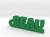 BEAU Keychain Lucky 3d printed