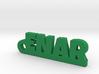 ENAR Keychain Lucky 3d printed