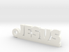 JESUS Keychain Lucky 3d printed