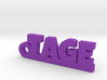 TAGE Keychain Lucky 3d printed
