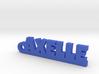 AXELLE Keychain Lucky 3d printed