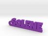 SOLENE Keychain Lucky 3d printed