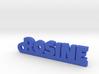ROSINE Keychain Lucky 3d printed