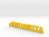 ANTONETTA Keychain Lucky 3d printed