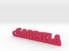 GABRIELA Keychain Lucky 3d printed
