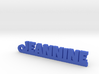 JEANNINE Keychain Lucky 3d printed