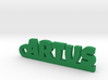 ARTUS Keychain Lucky 3d printed
